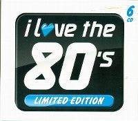 Cover  - I Love The 80's - Limited Edition [6CD]